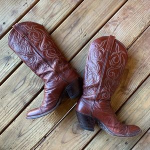 Dan Post Heeled Boots